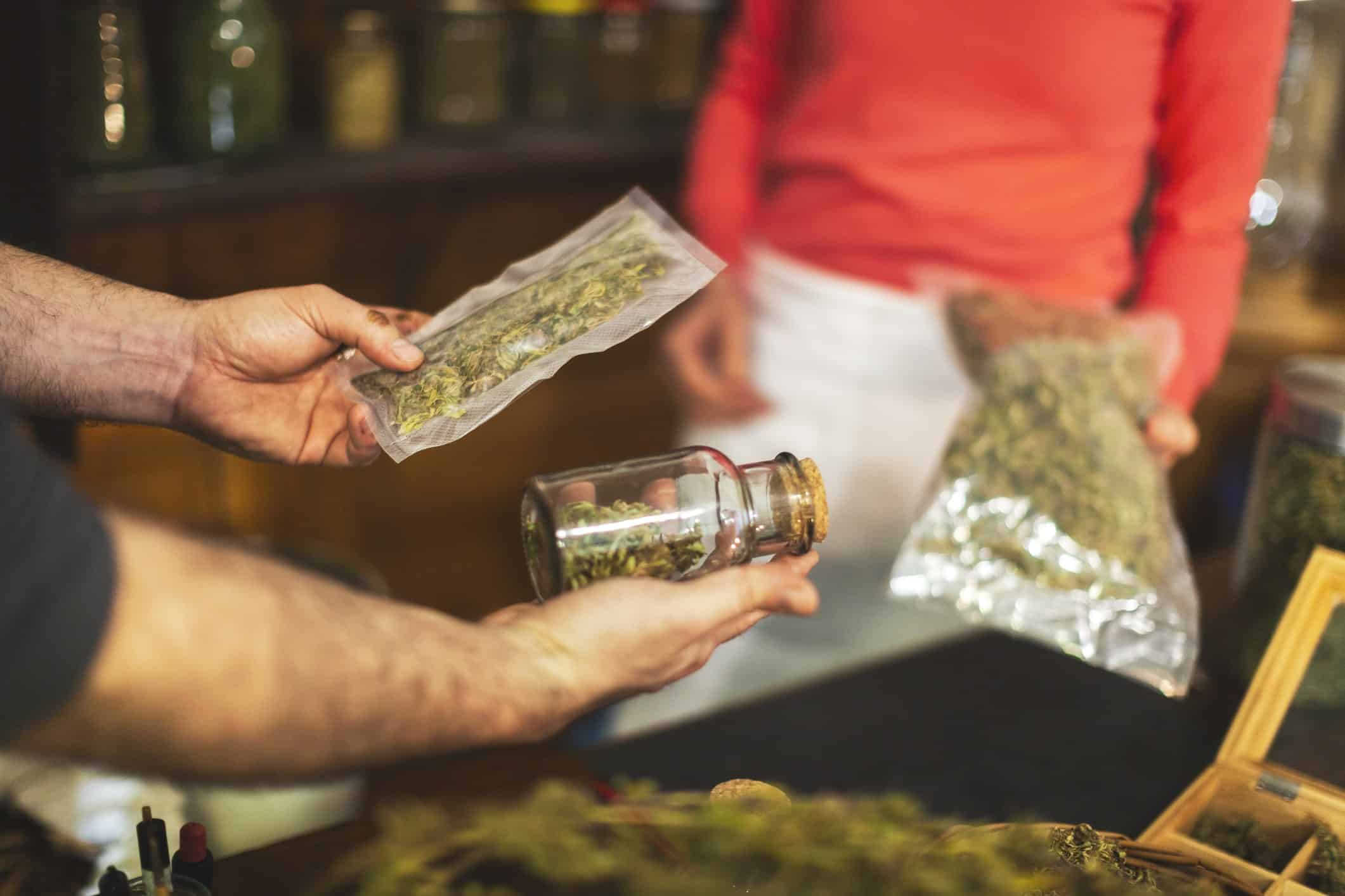 Over Half of Ohioans on the Medical Marijuana Registry Are Buying From Dispensarie